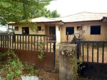 Carcass 3 Bedroom Semi-detached Bungalow Plus Bq, Citec Estate, Mbora, Abuja, Semi-detached Bungalow for Sale