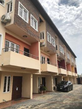 Standard 4 Bedroom Terrace Duplex + Bq, Ikate Elegushi, Lekki, Lagos, Terraced Duplex for Rent