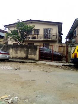 a Block of Flats; 2 Units of 3 Bedroom Flat, 2 Units of 2 Bedroom Flat, a Bq and 1 Mini Flat., Aguda, Surulere, Lagos, Block of Flats for Sale