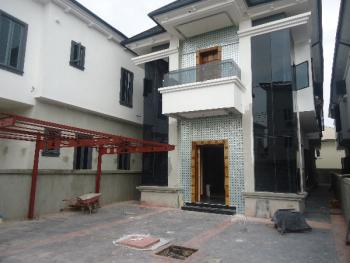 Brand New 5 Bedroom Detached Duplex with Bq and Excellent Facilities, Osapa, Lekki, Lagos, Detached Duplex for Sale
