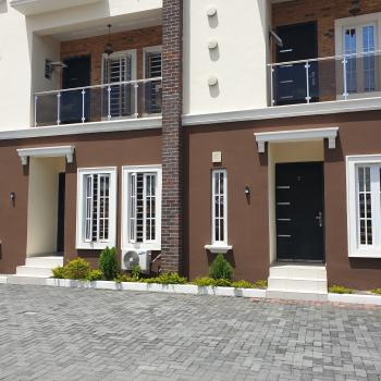 Fully Serviced Semi Detached 4 Bedroom Terrace Apartment, Off Palace Road, Oniru, Victoria Island (vi), Lagos, Flat for Sale