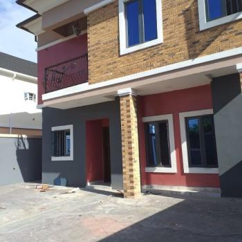 New Fantastic 5bedroom Fully Detached House with Bq at Shonibare Estate, Lagos, Shonibare Estate, Ikeja, Lagos, Detached Duplex for Sale