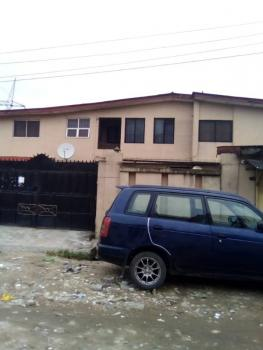 Block of Flats with 3 Units of 3 Bedroom Flat, 1 Unit of 4 Bedroom Flat, 2 Bedroom Flat, Aguda, Surulere, Lagos, Block of Flats for Sale