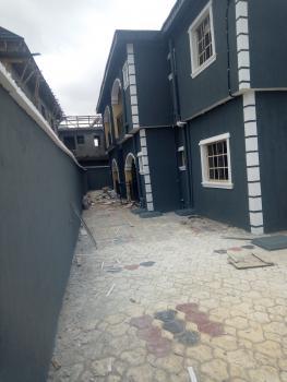 a Newly Built 2 Bedroom Flat, Alhaji Agba Street Bucknor, Ejigbo, Lagos, Flat for Rent