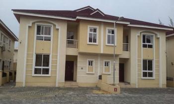 4 Bedroom Duplex, Bourdillon Court Chevron Drive, Chevy View Estate, Lekki, Lagos, Semi-detached Duplex for Rent