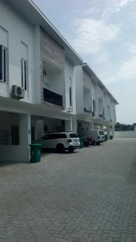 Newly Built Serviced 4 Bedroom Duplex, Chevy View Estate, Lekki, Lagos, Terraced Duplex for Rent