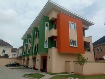 Three Bedroom Terrace Duplex + Bq, Agungi, Lekki, Lagos, Terraced Duplex for Rent