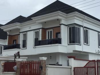 Brand New 4 Bedroom Semi Detached, Orchid Road Lekki 2nd Toll, Lafiaji, Lekki, Lagos, Semi-detached Duplex for Sale