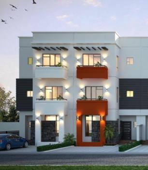 Luxury 4 Bedroom Terrace Duplex, Life Camp, Gwarinpa, Abuja, Terraced Duplex for Sale
