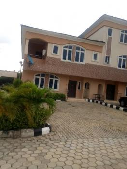 Selling Luxury 3 Bedrooms Terrace Duplex with 1 Room Bq, Jahi, Abuja, Terraced Duplex for Rent