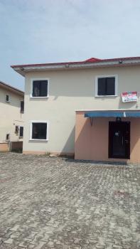 Serviced 4 Bedroom with Bq, Lafiaji, Lekki, Lagos, Detached Duplex for Rent