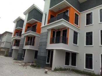 Beautifully Finished 4 Bedroom Terraced Duplex,, Thomas Estate, Ajah, Lagos, Terraced Duplex for Sale