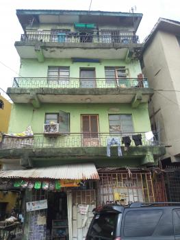 a 3 Storey Building House for Sale at Idumota Lagos, at Agbede Street Idumota Lagos, Idumota, Lagos Island, Lagos, Block of Flats for Sale