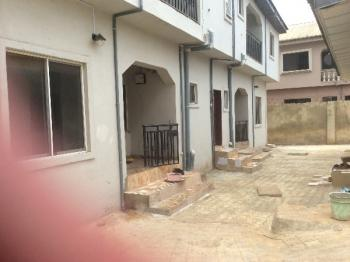New 2 Bedroom Flat, Kokoro Abu Area Off Grammar School, Ikorodu, Lagos, Flat for Rent