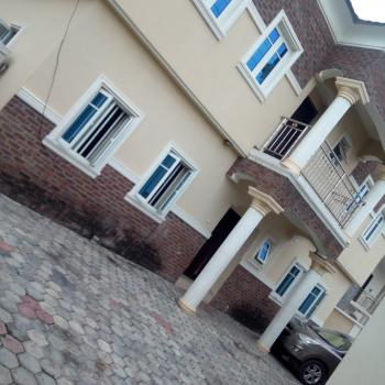 Tastefully Finished 3 Bedroom Flat with Bq, Osapa, Lekki, Lagos, Flat for Rent