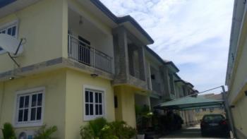 4 Bedroom Duplex Terrace, Oladimeji Alo Street Off Hakeem Dickson, Lekki Phase 1, Lekki, Lagos, Terraced Duplex for Rent