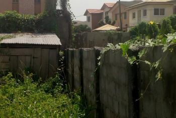 Half Plot of Land, Off Toyibat Street, Medina, Gbagada, Lagos, Residential Land for Sale