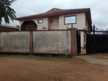 Modern Built 4 Flat, Igando, Adamson Along Lasu-iyana Iba Road, Alimosho, Lagos, Block of Flats for Sale
