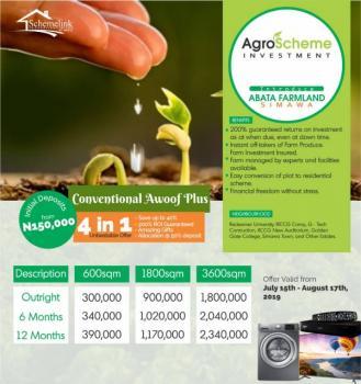Land, Off Lagos-ibadan Expressway, Simawa- Ikorodu Road,, Simawa, Ogun, Mixed-use Land for Sale