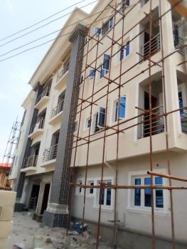 Newly Build Executive 3 Bed Room Flat, Ago Palace, Isolo, Lagos, Flat for Rent
