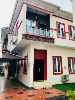 4-bedrooms Well Finished Semi Detached Duplex with a Bq, Idado, Lekki, Lagos, Semi-detached Duplex for Sale