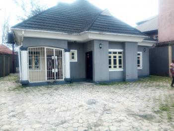 Luxury 4 Bedroom Bungalow, Eliozu, Port Harcourt, Rivers, Detached Bungalow for Rent