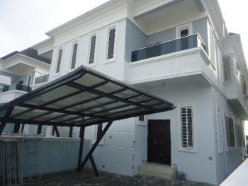 Brand New 4 Bedroom Semi Detached Duplex with Bq and Excellenct Facilities, Lafiaji, Lekki, Lagos, Semi-detached Duplex for Sale