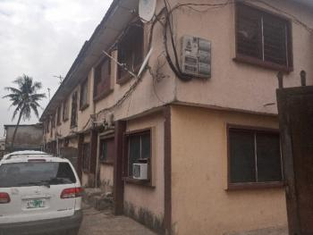 Renovated 2 Bedroom Flat 2 Toilet Upstairs, Egbeda, Akowonjo, Alimosho, Lagos, Flat for Rent