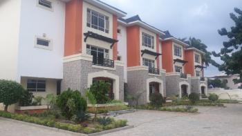Exquisite Serviced 4 Bedroom House, Life Camp, Gwarinpa, Abuja, Terraced Duplex for Sale