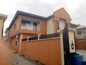 2 Bedroom Flat ( Upstairs ), Before Ado Roundabout, Ajah, Lagos, Flat for Rent