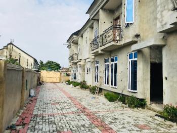 Almost Completed 3 Bedroom Terraced Duplex, Maroko Opposite Emerald Estate, Mobil Road, Ilaje, Lekki Phase 2, Lekki, Lagos, Terraced Duplex for Sale