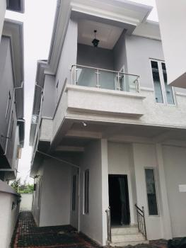 Classically Finished Humongous 5 Bedroom Luxury Semi Detached Duplex with a Domestic Quarter, Chevron Drive, Chevy View Estate, Lekki, Lagos, Semi-detached Duplex for Sale