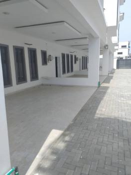 Exquisite Brand New 4 Bedroom Semi Detached Duplex in an Estate at Orchid Road, 2nd Toll Gate for Rent, Ikota Villa Estate, Lekki, Lagos, House for Rent
