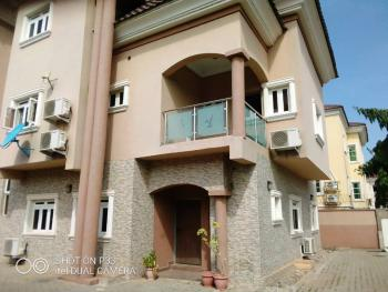 Serviced 5-bedroom Detached  Duplex with a Study Room and Bq, Jabi, Abuja, Detached Duplex for Rent