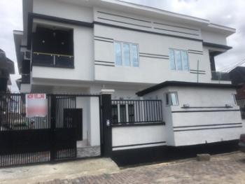 Newly Built and Well Finished 4 Bedroom Duplex with a Room Bq, Thomas Estate, Ajah, Lagos, Semi-detached Duplex for Sale