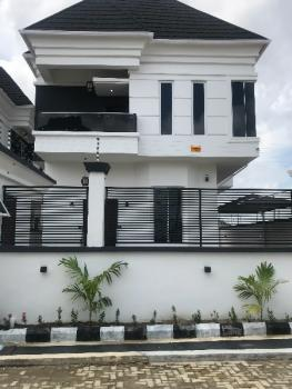Brand New Magnificent Irresistible 4 Bedroom Well Detailed Finished Fully Detached Duplex with Bq , Jacuzzi and Fitted Kitchen, Lekki Palm City, Ado, Ajah, Lagos, Detached Duplex for Rent