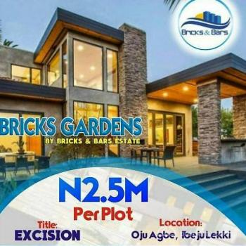 Already Excised Land at Ibeu Lekki, Buy a Property with Registered Title and Have Peace of Mind, Akodo Ise, Ibeju Lekki, Lagos, Commercial Land for Sale