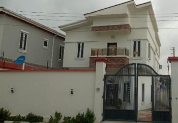 Brand New 5 Bedroom Detached Duplex with Bq in a Serviced Estate, Off Orchid Road Van Daniel Street, Lafiaji, Lekki, Lagos, Detached Duplex for Rent
