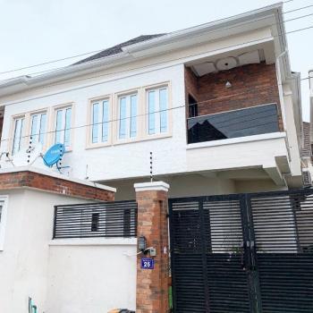 Fully Serviced Luxurious 4 Bedroom Semi-detached Duplex, Ikota, 2nd Tollgate, Lafiaji, Lekki, Lagos, Semi-detached Duplex for Sale