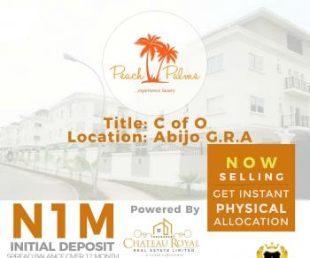 a Land with Title Document and Buy Peace of Mind, Title C of O., Badore, Ajah, Lagos, Residential Land for Sale