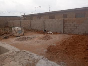 an Half Plot of Land on a Tarred Road, Baba Ijesha Road, Ipaja, Lagos, Land for Sale