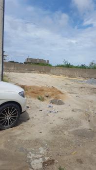 600sqm of Fenced Dryland, Off Clover Street Ikota Gra, Ikota Villa Estate, Lekki, Lagos, Residential Land for Sale