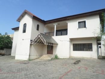 Duplex + 2 Rooms Bq with Massive Compound, Maitama District, Abuja, Detached Duplex for Rent