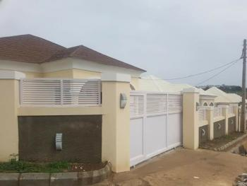 Supper Luxury 3 Bedroom Fully Detached Bungalow with 2rooms Bq, Huge Compound Space, Gwarimpa, Life Camp, Gwarinpa, Abuja, House for Sale