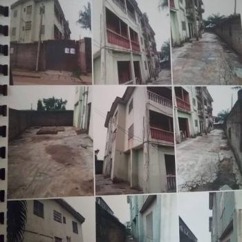 2 Storey Building of 6flats of 3bedrooms Each Sitting on 687.62sqm 35m, Olaniyi Street, Abule Egba, Agege, Lagos, Flat for Sale