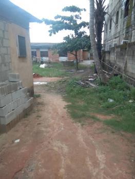 900 Square Meter Land, Aviation Estate, Mafoluku, Oshodi, Lagos, Residential Land for Sale