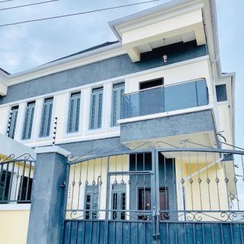 4 Bedroom Semi Detached Duplex, Chevron 2nd Toll Gate, Lafiaji, Lekki, Lagos, Semi-detached Duplex for Sale