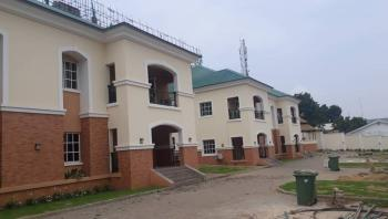 Posh 3-bedtoom Terraced Duplex with Swimming Pool and a Room Bq, Wuse 2, Abuja, Terraced Duplex for Rent
