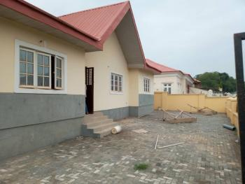 Spacious Fully Detached 3 Bedroom Bungalow with 2 Rooms Bq, Dakwo, Abuja, Detached Bungalow for Sale