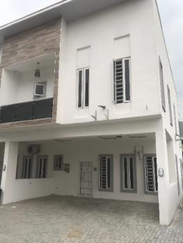 Brand New Serviced 4 Bedroom Terrace Duplex (corner Piece Unit), Opposite Chevron, Lafiaji, Lekki, Lafiaji, Lekki, Lagos, Terraced Duplex for Rent
